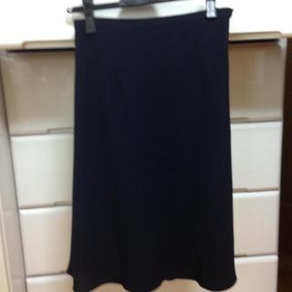 ドゥファミリー(DO!FAMILY)のテレタビーズ様専用の紺色スカート❤(ひざ丈スカート)