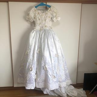 ウェディングドレス♡9号(ウェディングドレス)