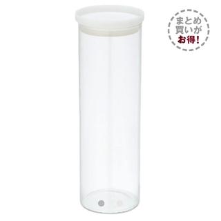ムジルシリョウヒン(MUJI (無印良品))の耐熱ガラス丸型保存容器 無印良品 美品(容器)