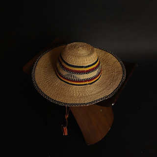 1LDK SELECT - Sillage Handwoven Straw Hats from Ghana