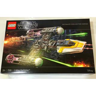 レゴ(Lego)のレゴ(LEGO) スター・ウォーズ Yウィング・スターファイター 75181(模型/プラモデル)