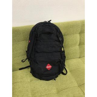 ロンハーマン(Ron Herman)のブラボー リュック バックパック黒×赤ロンハーマン(バッグパック/リュック)
