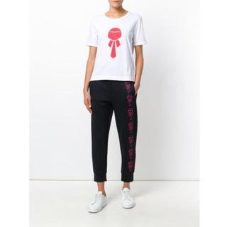 フェンディ(FENDI)の美品 FENDI レディースTシャツ(Tシャツ(半袖/袖なし))