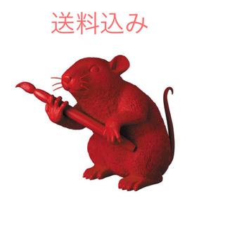 メディコムトイ(MEDICOM TOY)のLOVE RAT(RED Ver.) MCT TOKYO限定 BANKSY(その他)