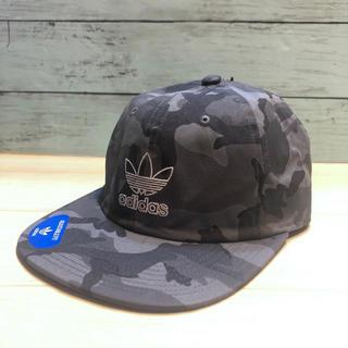 アディダス(adidas)のアディダス キャップ 刺繍 ロゴ 帽子 ユニセックス 新品 野球帽capカモフラ(キャップ)