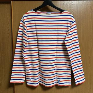 オーシバル(ORCIVAL)のオーシバル ボーダーカットソー フレンチバスクシャツ(Tシャツ/カットソー(七分/長袖))