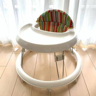 歩行器 日本製 クレエポポ 座席取り外し可能(歩行器)