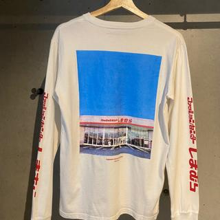 シマムラ(しまむら)のしまむら × ZOZO    ロンT      M(Tシャツ/カットソー(七分/長袖))