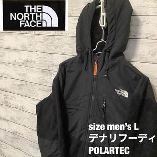 THE NORTH FACE - THE NORTH FACE  デナリフーディ men's L