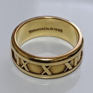 Tiffany & Co. - K18 YG リング