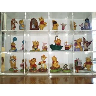 ディズニー(Disney)のディズニー プーさん 陶器 置物 12セット(置物)