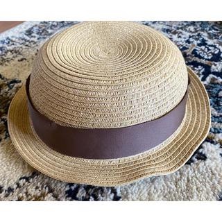 こどもビームス - ハット 麦わら帽子 カンカン帽 chocolatesoup M