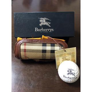 バーバリー(BURBERRY)のsayo様専用 BURBERRY ゴルフボールセット(その他)