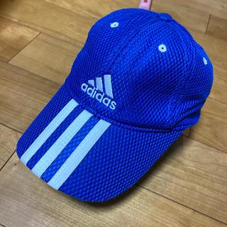 アディダス(adidas)のアディダス メッシュ キャップ 54〜57センチ(帽子)