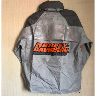 ハーレーダビッドソン(Harley Davidson)のHarleyDavidron レインウェア Sサイズ上下(レインコート)