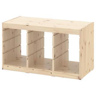 イケア(IKEA)のIKEA トロファスト 新品(収納/チェスト)