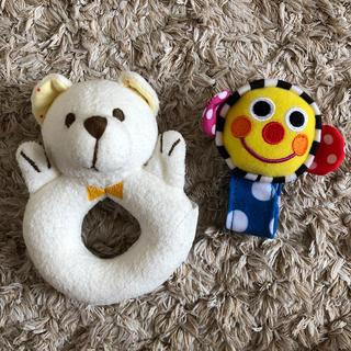 サッシー(Sassy)の【新品・未使用】ベビー おもちゃ ガラガラ セット(がらがら/ラトル)