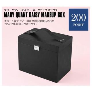 マリークワント(MARY QUANT)の新品 マリークワント メイクボックス  バニティ(その他)