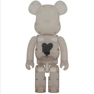メディコムトイ(MEDICOM TOY)のBE@RBRICK EMOTIONALLY UNAVAILABLE Black (その他)