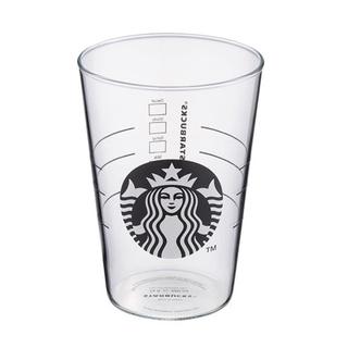 スターバックスコーヒー(Starbucks Coffee)のスターバックス ブラックロゴ グラスタンブラー 16oz(タンブラー)