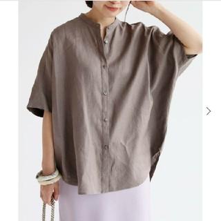 イエナ(IENA)のa♡様専用  未使用 IENA リネンドルマンシャツ(Tシャツ(半袖/袖なし))