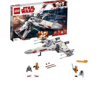 レゴ(Lego)のレゴ (LEGO) スター・ウォーズ Xウィング・スターファイター 75218(SF/ファンタジー/ホラー)
