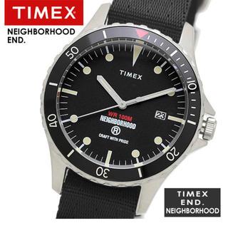 タイメックス(TIMEX)のTIMEX×NBHD×END. 1804 Watch (腕時計(アナログ))