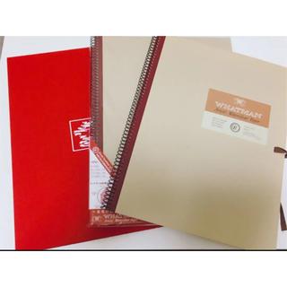 カランダッシュ(CARAN d'ACHE)の廃盤 ワットマンスケッチブックF4 2冊 カランダッシュ スケッチブック1冊(スケッチブック/用紙)
