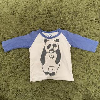 マーキーズ(MARKEY'S)のマーキーズ 7部丈ロンT 80(Tシャツ)