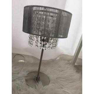 フランフラン(Francfranc)のフランフラン シャンデリア風 ランプ(テーブルスタンド)