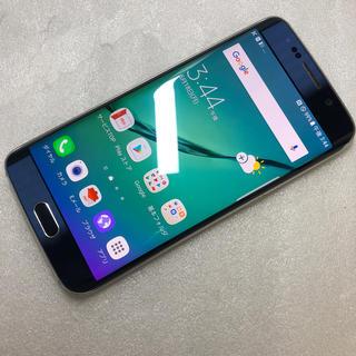 ギャラクシー(Galaxy)のドコモ Galaxy S6 edge SCV31  ジャンク aki93(スマートフォン本体)