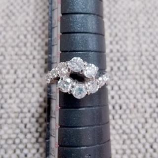 ジュエリーマキ(ジュエリーマキ)の1.02ct ダイヤモンドリング 12号(リング(指輪))