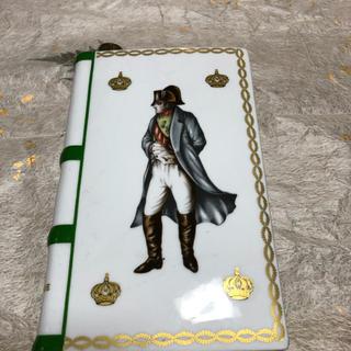 カミュ】 ブランデー  NAPOLEON BOOK【ナポレオン ブック】白緑陶器(ブランデー)