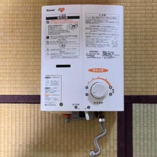リンナイ(Rinnai)のRinnai ガス湯沸かし器 RUS-V561K 2013年製(その他)