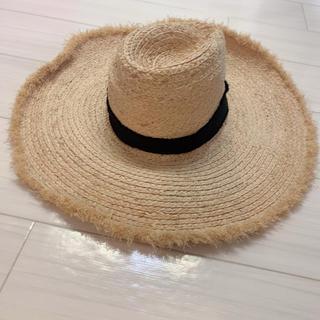 ルームサンマルロクコンテンポラリー(room306 CONTEMPORARY)のroom306 contemporary ハット(麦わら帽子/ストローハット)