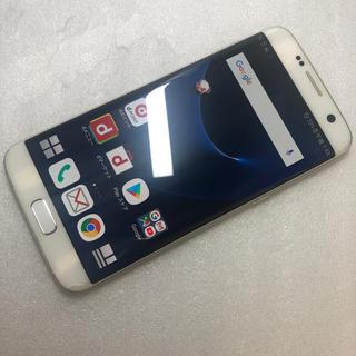 ギャラクシー(Galaxy)のドコモ Galaxy S7 edge SC-02H ジャンク aki94(スマートフォン本体)