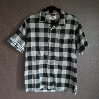 GOODENOUGH - GOOD ENOUGH バッファローチェック  ネルシャツ