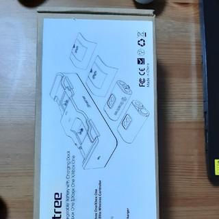 エックスボックス(Xbox)のXbox one 充電器2つ、チャージキットセット(家庭用ゲーム機本体)