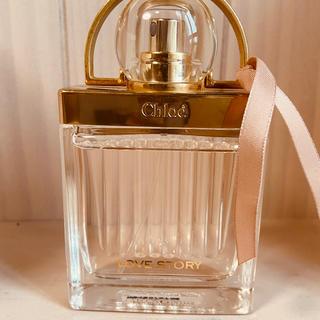 クロエ(Chloe)のクロエ ラブストーリーオードトワレ50ml(香水(女性用))