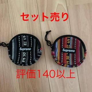 シュプリーム(Supreme)のsupreme coin pouch(コインケース/小銭入れ)