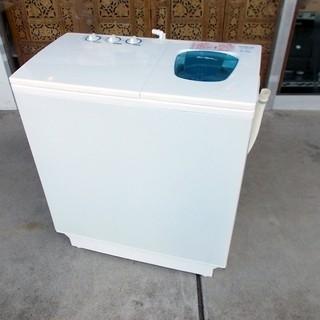ヒタチ(日立)の2槽式洗濯機 日立 大容量 6.5キロ エアースピン 洗濯機(洗濯機)