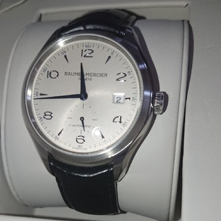 ボームエメルシエ(BAUME&MERCIER)のボーム&メルシエ クリフトン スモールセコンド MOA10052(腕時計(アナログ))