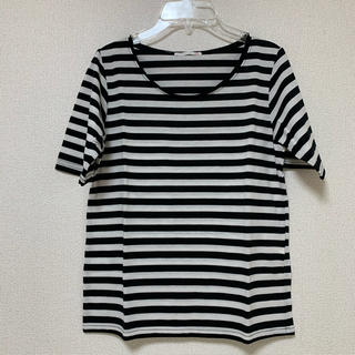ギャルフィット(GAL FIT)のボーダーTシャツ(Tシャツ(半袖/袖なし))