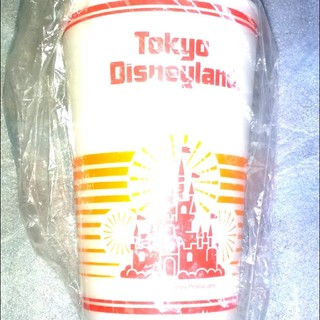ディズニー(Disney)のディズニーランド カップ型容器(容器)