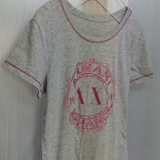 ARMANI EXCHANGE ビジュー Tシャツ