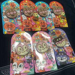 アンパンマン(アンパンマン)のchiyo様専用 アンパンマンチョコ 棒チョコ 7個セット(菓子/デザート)