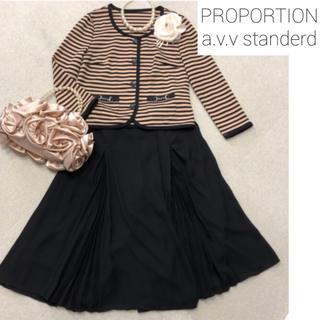 PROPORTION BODY DRESSING - 【L】a.v.v ×PROPORTION スーツ 卒業式 入学式 七五三