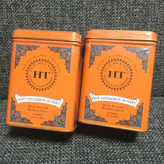 ※専用※HARNEY&SONS★ホット シナモン サンセット 2缶★紅茶(茶)