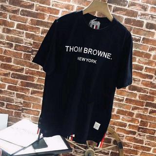 トムブラウン(THOM BROWNE)のThom Browne Tシャツ(Tシャツ/カットソー(半袖/袖なし))