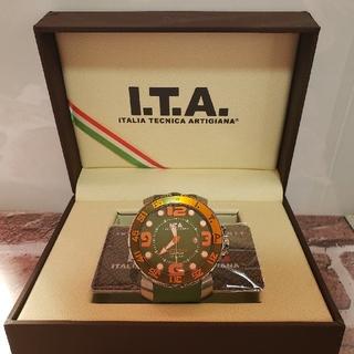アイティーエー(I.T.A.)のI.T.A. Corsaro Ref.13.01.09(腕時計(アナログ))
